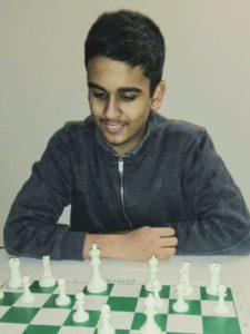 Asish Panda chess